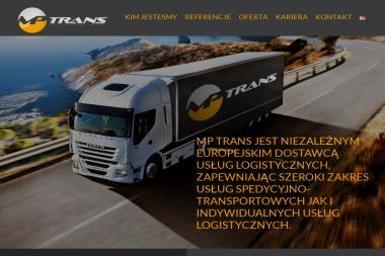 Mp Trans Marta Pucyk - Firma transportowa Kurów Wielki