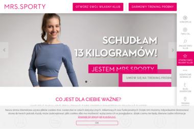 Klub Sportowy Mrs.Sporty Lublin - Dietetyk Lublin