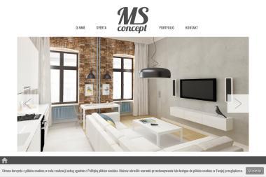 MSconcept - Architekt wnętrz Głogów