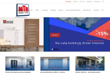 MTB Janusz Jasiński i Spółka s.j. - Bramy garażowe Bielsko Biała