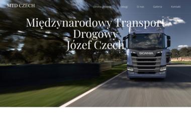 Międzynarodowy Transport Drogowy Józef Czech - Transport busem Tymbark