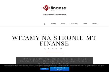 Mt Finanse Sp. z o.o. - Usługi finansowe Chełm