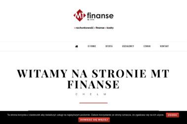 Mt Finanse Sp. z o.o. - Biuro rachunkowe Chełm