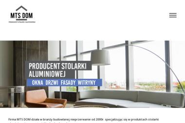 Mts Dom Sp. z o.o. - Materiały Budowlane Niepołomice