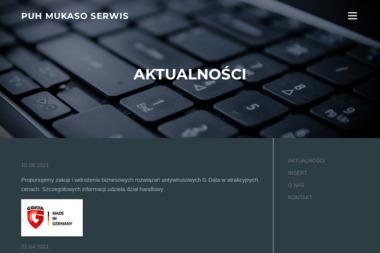 PUH Mukaso Serwis - Serwis Komputerowy Kielce