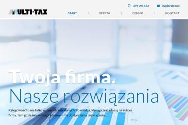 Multi-Tax Biuro Rachunkowe Aneta Weryńska - Finanse Mielec