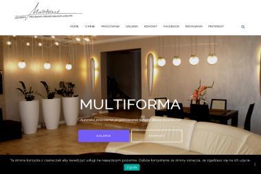 Autorska Pracownia Projektowania Wnętrz Multiforma - Projektowanie wnętrz Olsztyn