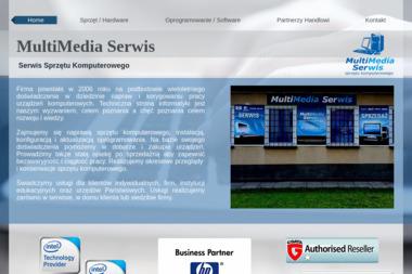 Osipowicz Bartosz Multimedia Serwis Bartosz Osipowicz - Serwis Laptopów Rzeszów
