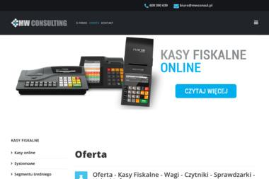 Mw Consulting Michał Walczak - Strony internetowe Sieroszewice