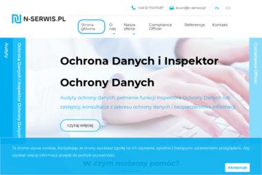 N-Serwis Informatyka dla Firm. Obsługa informatyczna firm, outsourcing it - Serwis komputerowy Katowice