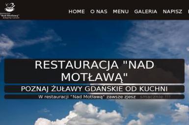 Restauracja Nad Motławą - Firma Gastronomiczna Suchy Dąb
