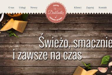 Na Dokładkę - Usługi Gastronomiczne Pruszków
