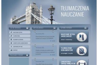 Educational & Translation Services Ltd - Szkoła językowa Staszów