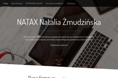 Natax Natalia Żmudzińska - Szkolenia Bojano