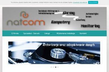 NATCOM - usługi informatyczne - Pogotowie Komputerowe Ostrów Wielkopolski