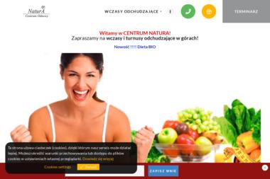 Hotelik Bolero - Centrum Odnowy Biologicznej Natura - Dietetyk Duszniki Zdrój