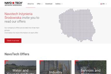 Navotech Serwis. Serwis separatorów, serwis oczyszczalni - Spawacz Zabrze