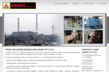 Nawec - Sprzedaż Węgla Białystok