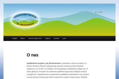 Spółdzielnia Socjalna Na Wzniesieniach - Pomoc domowa Byszewy