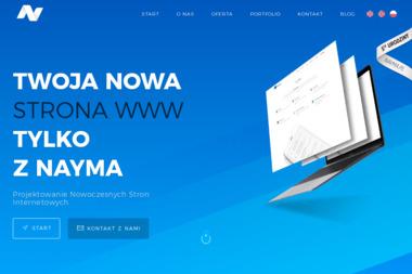 Nayma Pl Dariusz Okoń - Agencja interaktywna Siennica Królewska Duża