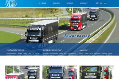 Mirosław Ryżak Przedsiębiorstwo Handlowo Usługowe Ned Export Import - Transport busem Smolniki