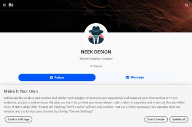 Neekdesign - Projektowanie Stron WWW Zduńska Wola
