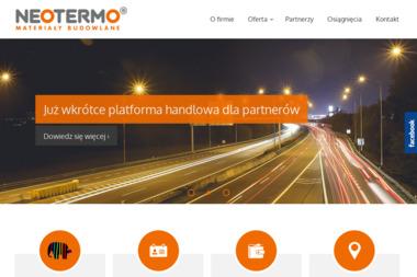 Neotermo - materiały budowlane - Skład budowlany Pułtusk