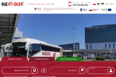 Neobus Sp. z o.o. - Firma Transportowa Niebylec