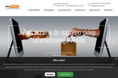 NeoTermo - Opał Ciele
