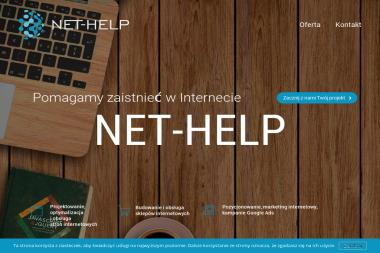 Obsługa Informatyczna Net-Help Dawid Kolubka - Pozycjonowanie stron Wałbrzych