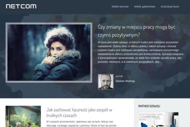 Netcom. Tworzenie stron internetowych Renata Rogoża - Strony internetowe Zamość