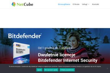 Netcube Zbigniew Polak - Webmasterzy Ruda Śląska
