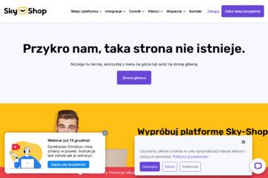 FHU Netka. Tworzenie stron www, reklama - Agencja interaktywna Adamów