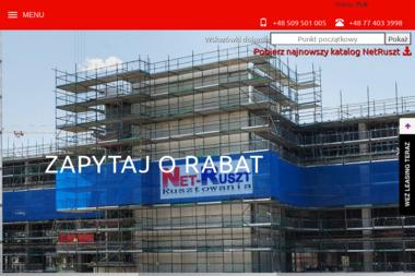 Net-Ruszt Jarosław Paradowski - Firmy budowlane Komorno