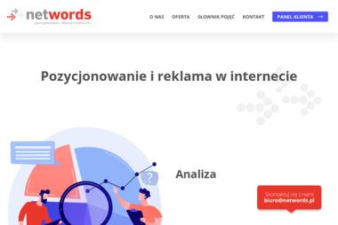 Networds Sp. z o.o. - Linki sponsorowane, banery Bielsko-Biała