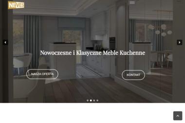 Neves Polska. Drzwi przesuwne, meble na wymiar - Okna PCV Marki