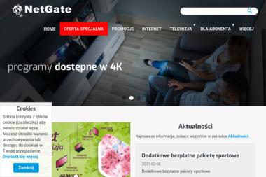 NetGate - Agencja interaktywna Kłodzko