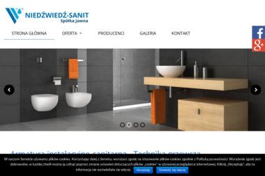 Niedźwiedź-Sanit - Prace Hydrauliczne Nowy Dwór Mazowiecki