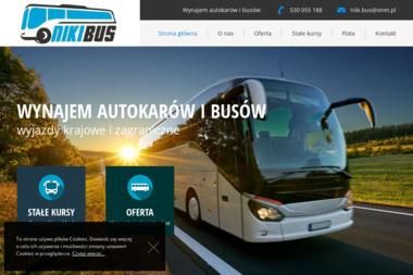 Nikibus - Przewóz osób Siedliszcze