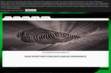 """Biuro Detektywistyczne """"NIKITA"""" - Kancelaria prawna Słupsk"""