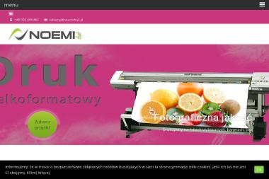 Noemi. Studio Reklamy - Poligrafia Przeworsk