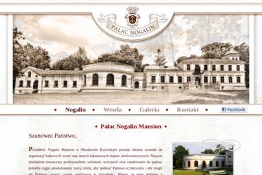 Pałac Nogalin Mansion - Catering świąteczny Miastków Kościelny