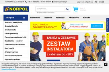 NORPOL Hurtownia Elektryczna - Usługi Elektryczne Strzelce Opolskie