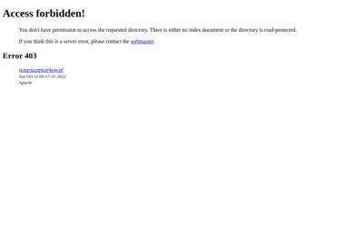 Kancelaria Notarialna Notariusz Małgorzata Książek - Pomoc Prawna Piotrków Trybunalski