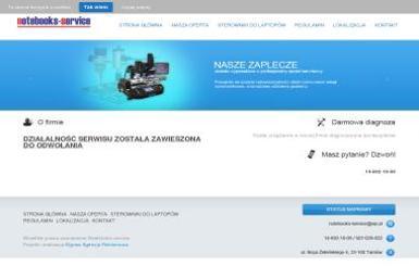Notebooks-Service - Naprawa Komputerów Tarnów