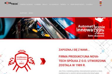 Nova-Tech Sp. z o.o. - Montaż Konstrukcji Stalowych Sulnowo