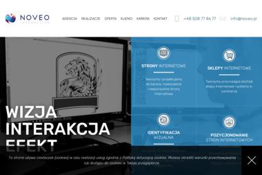 Noveo Interactive Agencja Interaktywna - Agencja interaktywna Gdańsk