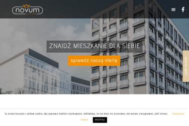 NOVUM MANAGEMENT Sp z o.o. S.K.A. - Osiedle Soplicowo. Nowe mieszkania na sprzedaż! - Domy pod klucz Otwock
