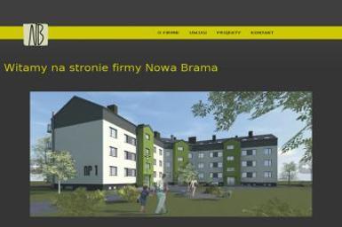 Krzysztof Kiepuszewski Biuro Projektowe Nowa Brama Nowa Brama Pro Musica - Projekty domów Słupsk
