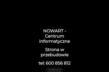 Kowalstwo-Metaloplastyka Nowart - Spawacz Włocławek